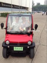 high-speed mini electric car