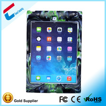 High quality kid proof silicone kids 7 inch tablet case for ipad air , shockproof tablet case for ipad 5