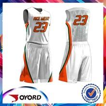 good design manufacturer basketball clothing