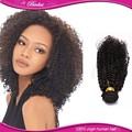 سعر الجملة غير المجهزة قصيرة باروكة شعر الإنسان للنساء السود