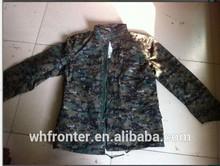 Mil-tec Men's Classic US M65 Jacket Multicam Garment