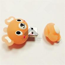 Bear Shape Cheap 1GB USB Pen Drive Wholesale