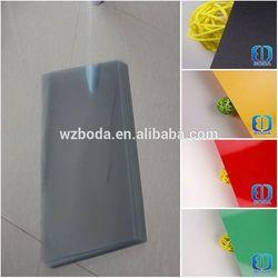 Clear PVC sheet for Photo album