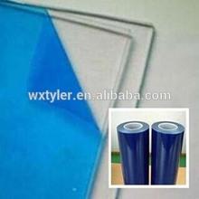 One-Side Adhesive Transparent Plastic Film