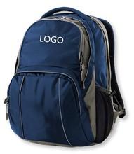 Blue Solid Fashion Unisex Bag for Trip Custom Design Travelling Backpack