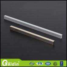 European style aluminum high-end knife shape antique kitchen furniture wardrobe cabinet bathroom drawer pull handle