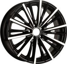 Beautiful Chrome Vacuum Plating Car Alloy Wheels