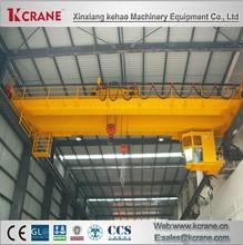 Rail type/QD Type Hanger Bridge Crane /overhead crane With CE,GOST,ISO Certificate