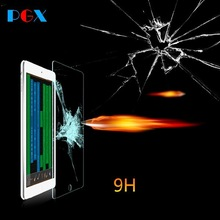 Full cover 9H anti shock anti crack nuglas tempered glass screen protector touch screen forIPAD 5/IPAD AIR/IPAD6 9.7inch