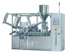 Automatic cosmetic packaging filling machine, 80-120pcs/min NF-120