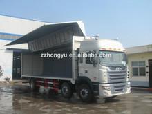 cheap foton wing van truck/wing body truck for sale