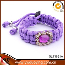 hot new products for 2015 fashion jewelry wholesale crystal charm bracelet gifts for old ladies