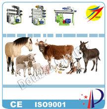 SZLH Series Cows Cattle Sheep Camel Livestock Feed Pellet Grass Pellet Extruder Machine For Sale