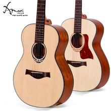 Amari 36 inch mini guitar, Mainland of China guitar, Small acoustic guitar