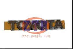 Auto Parts Sticker for Toyota Land Cruiser Prado GRJ120 75442-16530