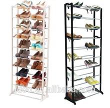 New year shoe rack gift, heavy duty shoe rack 30 pairs shoe rack hot sale in USA FH-SRA001010