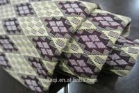 purple diamond flower mat sofa fabric
