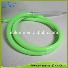 Colorful Luminous SHISHA Hookah Silicone hookah hose hookah pipe