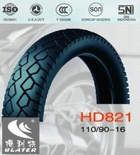 Motorcycle Tire 110/90-16 HD821