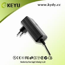15W 9V 1.3A universal travel adaptor,switching power adapter RoHS/CE/UL desktop