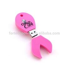 Stylish usb drive bottle opener pen drive customized usb pormo gift usb custom logo