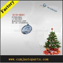 Auto Parts Car Accessories Head Lamp For Daewoo Matiz 05 OEM:R P96316854 L P96316853
