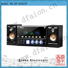SP-AV 2137 multifunctionnal multimedia active 2.1 usb speaker