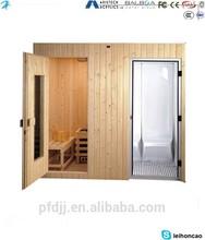 hot fashion personal outdoor sauna steam room