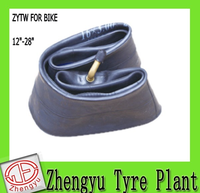 wholesale cheap bicycle inner tube/good quality bicycle inner tube made in china