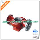 casting iron pump water pump body/pump parts
