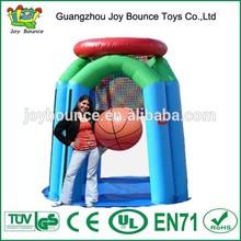 advertising inflatable basketball,inflatable basketball shot
