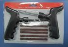 Tire repair plug seal insert tool kit