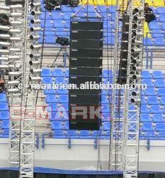Professional C-mark speaker box line array system LND32A 1300W