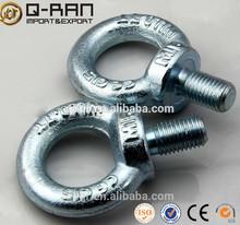 Metal Bolt/Drop Forged Galvanized Din 580 Eye Bolt