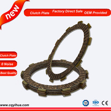 Long Service Life CC125 Motorcycle Clutch Friction Plate Chinese Manufacturer