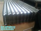 China manufacture direct sale fiber cement corrugated roofing sheet