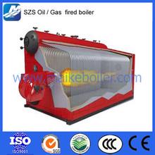 Factory price waste oil fired boiler/high pressure steam boiler