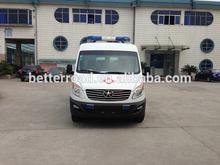 China new energy ambulance car price