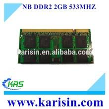 Best price ddr2 533 400 ddr2 sdram in 2gb