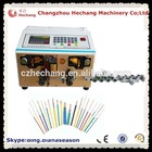 Automotive wiring harness large wooden cable spools for sale electric car cable cutting and stripping machine china suppiler
