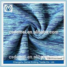 burnout silk velvet fabric2014 Hot Sale Polyester Spandex Space Dye european hockey jersey Wholesale