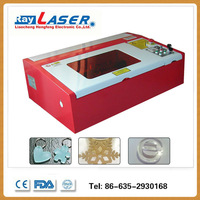 XYZ-TECH professional manufacture hobby jewelry CO2 laser engraving machine(CE)