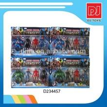 popular item 5 inch film action figure with EN71 report D234457