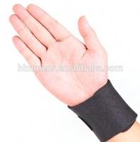 Samderson neoprene sports elastic 4- way stretch compression wrist bands