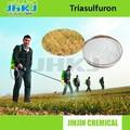 Herbicida triasulfurón 95% tc 10% wp 75% wg