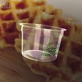 Pp a140-p 4oz 140ml personalizado impresso- plástico descartável copo gelado