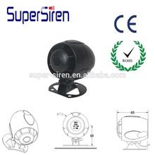 CE ROHS approved car alarm siren 6 tone auto used security alarm car