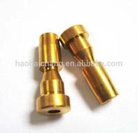 Hardware Fasteners precision non-standard electric motor brass bushing