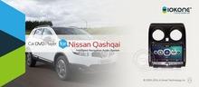 Iokone Car DVD Player with GPS Bluetooth For Nissan Qashuqai 2012 2013