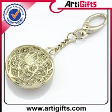 Handmade cute clock keychain
